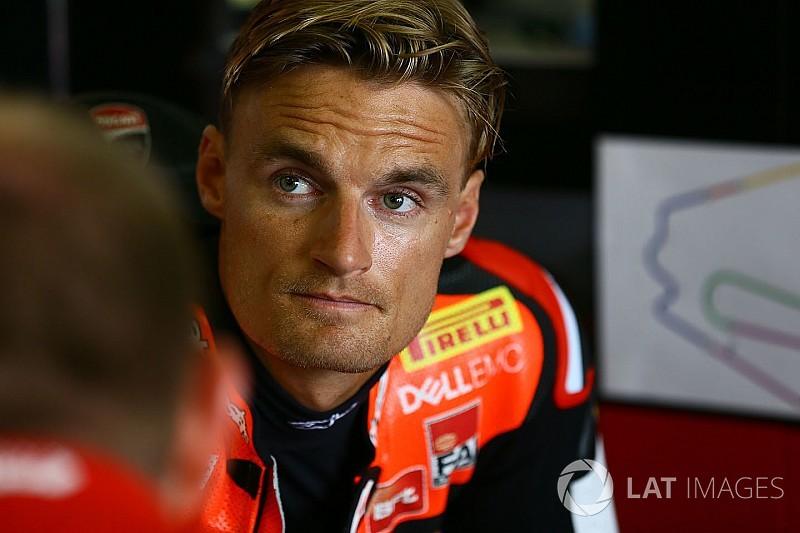 """Ducati, Davies: """"Gran vittoria, ma che paura prima del via!"""""""