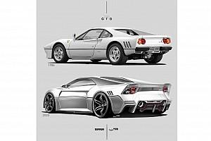 OTOMOBİL Özel Haber Ferrari 288 GTO geri dönse böyle mi olsun istersiniz?