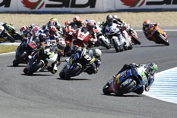 Moto2 Actualités Dunlop reste manufacturier unique du Moto2 et du Moto3