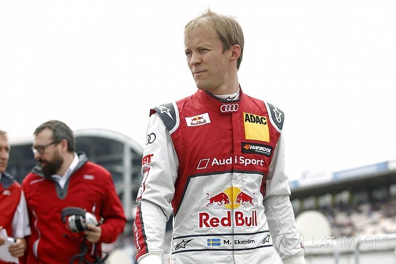 Ekström courra bien en DTM la semaine prochaine