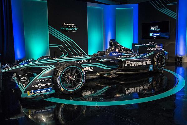 Jaguar Racing présente sa nouvelle Formule E