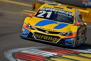Stock Car Brasil Relato de classificação Thiago Camilo supera Cacá Bueno e conquista pole no Velopark