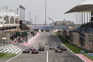 Jadwal kalender resmi Formula 2 2017
