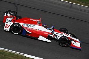 IndyCar BRÉKING Alonso és az első lépések az IndyCar-ban: a volán mögött