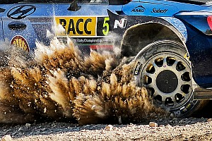 WRC Top List Galeria: Las mejores imágenes del arranque del Rally de España