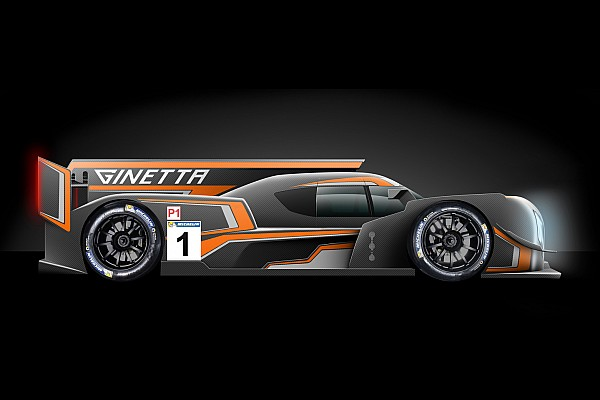 WEC Ginetta enters Williams tie-up for LMP1 project