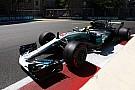 Formula 1 Azerbaijan GP: Hamilton storms to pole as Mercedes dominates