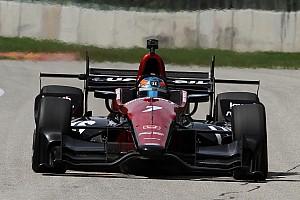 IndyCar Actualités Robert Wickens futur remplaçant d'Aleshin?