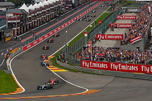 Formula 1 Analysis Football chief spells out why F1 fans are 'switching off'