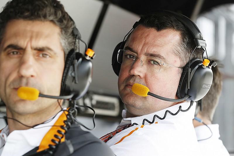 Бульє став на захист своєї посади в McLaren