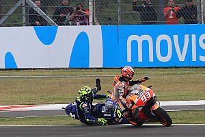 Top 10: Die größten MotoGP-Aufreger 2018