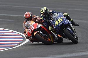 MotoGP Últimas notícias Rossi incendeia redes sociais com post criticando Márquez
