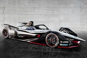 Fórmula E Galería Nissan presentó su monoplaza de Fórmula E