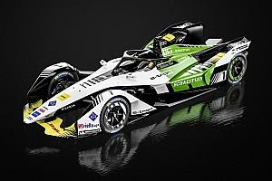 Формула E Новость Заводские команды Формулы Е провели закрытые тесты новых машин