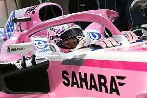 Fórmula 1 Noticias Force India cancela sus planes de cambio de nombre para 2018