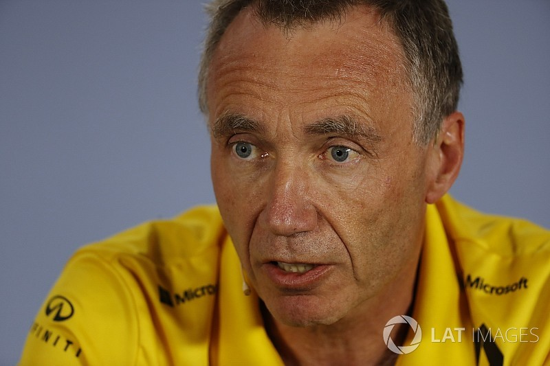 Bell steps down as Renault tech chief for part-time role