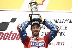 MotoGP Коментар Думка: Хоч би що трапиться у Валенсії, Довіціозо вже переможець