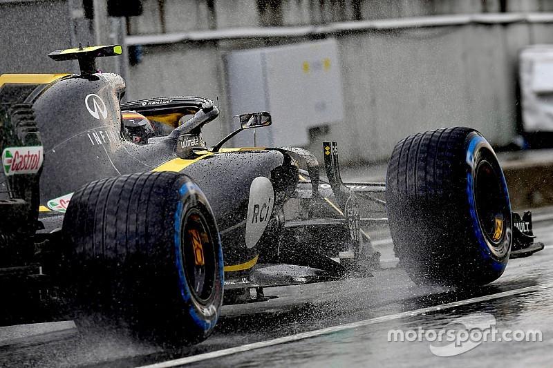 Главные моменты сезона Ф1 в фотографиях: Renault