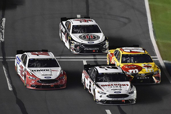 NASCAR Cup Harvick: All-Star Race package created racing reminiscent of IROC