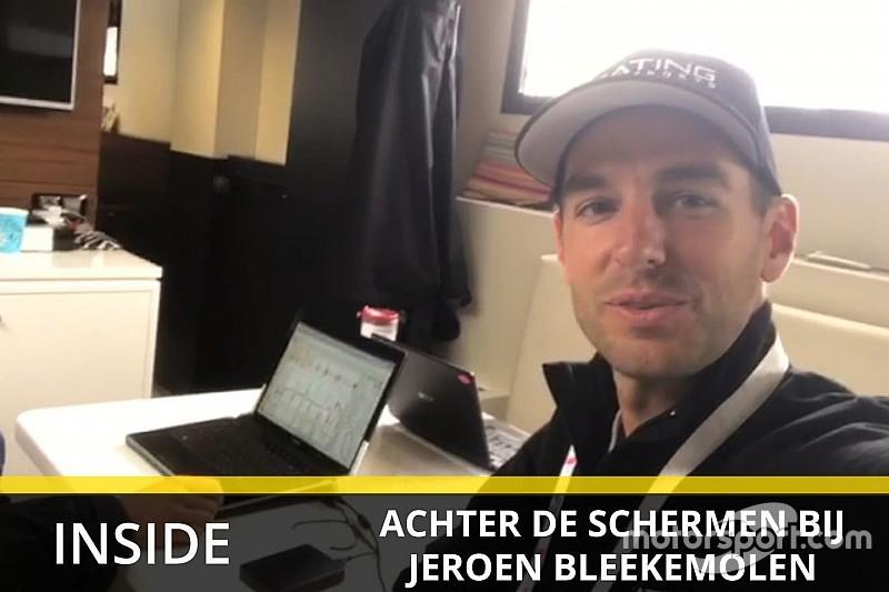 Video: Le Mans backstage met Jeroen Bleekemolen