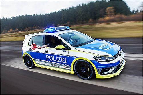 Sicher getunt: VW Golf 400R von Oettinger