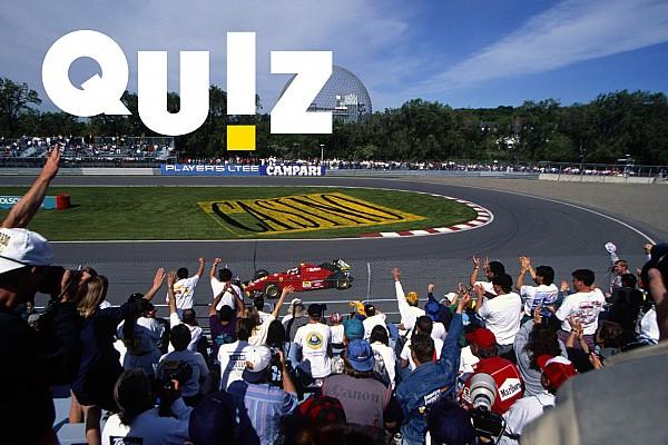 Formule 1 Contenu spécial Quiz - Saurez-vous reconnaître ces circuits?