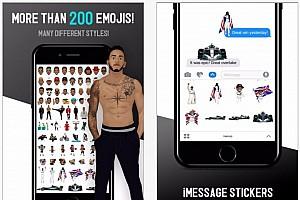 Lewis Hamilton lanza paquete de emojis