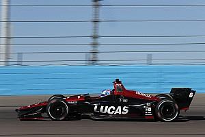 IndyCar News Robert Wickens vor Oval-Debüt: Mehr Spaß als gedacht