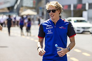 Hartley denies Toro Rosso seat under threat