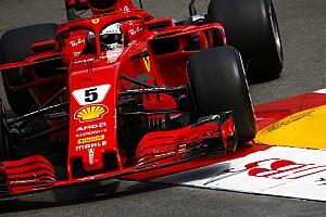 Fórmula 1 Noticias Vettel no se descarta para la pole, a pesar del
