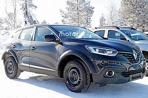Auto Actualités Un nouveau prototype Renault qui intrigue