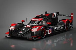 WEC Новость Rebellion показала первые изображения своей машины LMP1