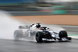 Ricciardo alami kecelakaan pada 'filming day' RB14