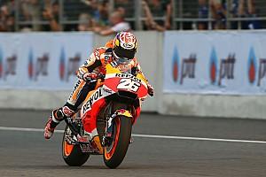 MotoGP Test Test Buriram, Giorno 2, Ore 14: Pedrosa guida la doppietta Honda