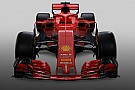 GALERÍA: este es el nuevo Ferrari SF71H