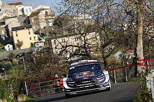 WRC Yarış ayak raporu Korsika Rallisi: Ogier lider, Loeb kaza yaptı