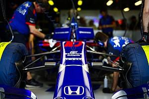 Formule 1 Actualités Gasly : Honda a un