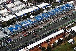 Формула 1 Livefeed Текстова трансляція гонки Гран Прі Австралії
