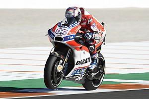MotoGP Breaking news Dovizioso has
