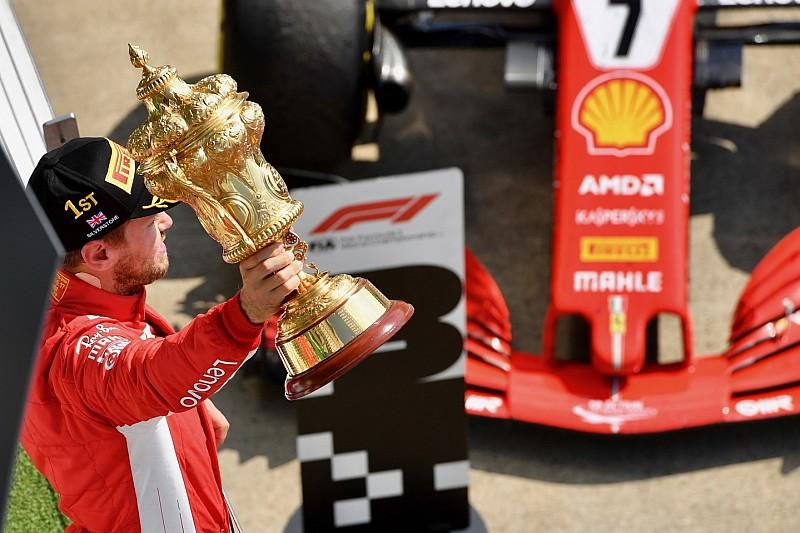 La Ferrari rompe gli equilibri a Silverstone e la Mercedes inizia il piagnisteo
