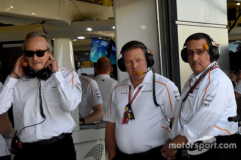McLaren dément une rumeur de démission de Mansour Ojjeh