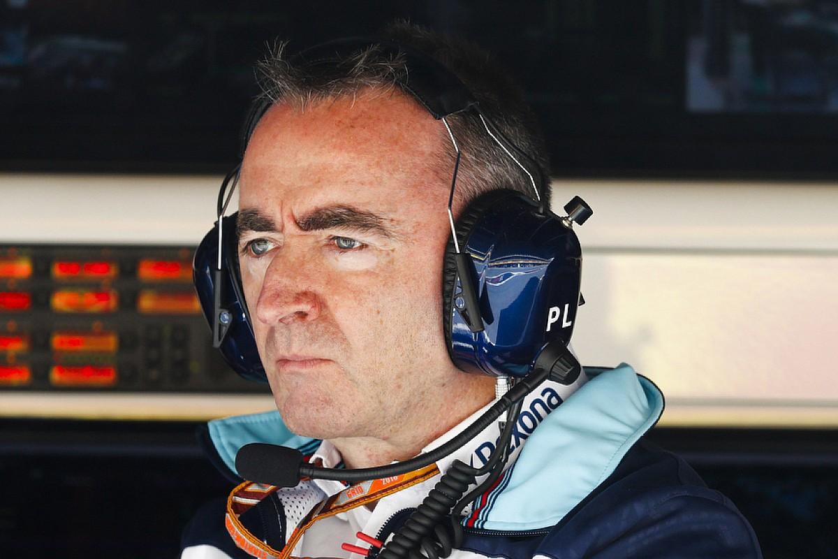 Lowe: Recuperação da Williams é o meu maior desafio