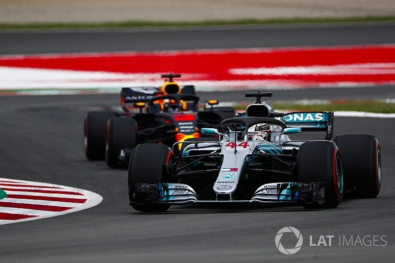 Verstappen: Estamos mais longe do que gostaríamos