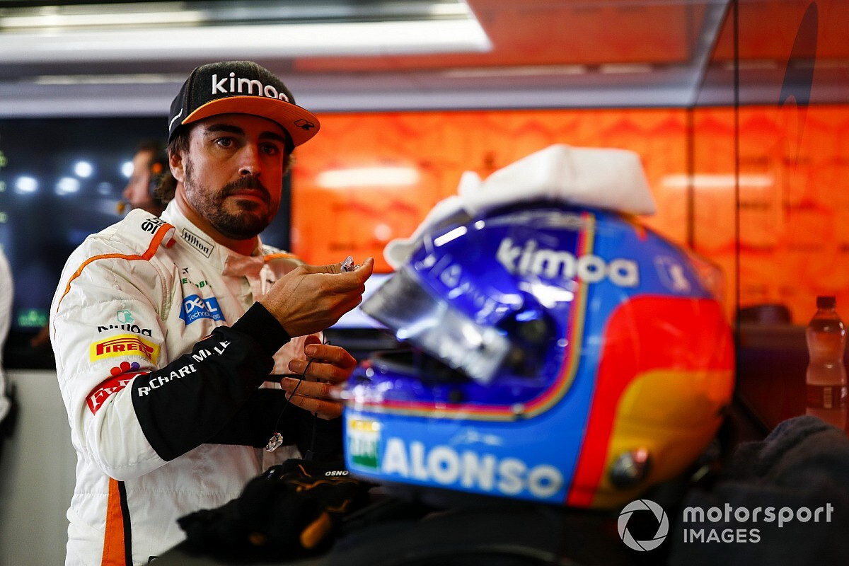 الفورمولا واحد تودّع فرناندو ألونسو