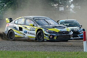 Scott Speed signs Subaru deal for Americas Rallycross