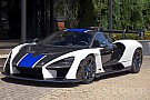 McLaren Senna pampered by MSO has a special look