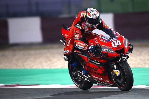 """Algo va mal"" entre Ducati y Dovizioso, dice jefe de Pramac"