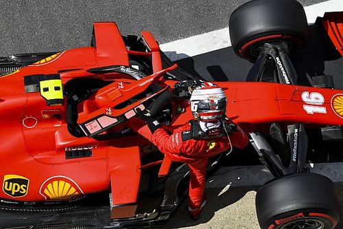 Ferrari: Leclerc e Vettel in pista per il filming day