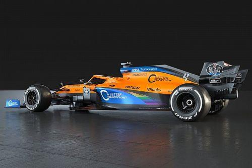 McLaren dévoile une livrée modifiée pour la MCL35