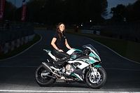 Faye Ho, seule femme propriétaire d'écurie en British Superbike